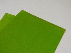 Фетр средней жесткости цв. оливковый