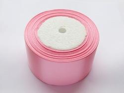 Атласная лента цв. светло-розовый 50 мм.